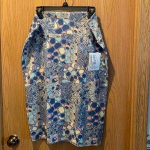 LuLaRoo Cassie Skirt